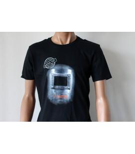 T-Shirt Lastek Mask stampa digitale diretta DTG